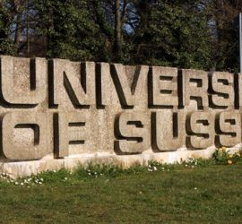 expert workshop is held at the Universit of Sussex